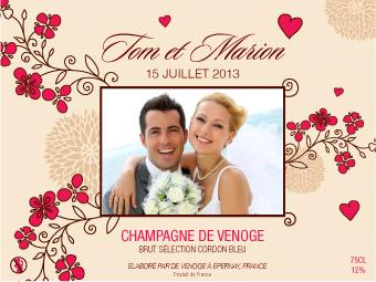 Choisir le vin et le champagne pour un mariage - Une bouteille de champagne pour combien de personnes ...