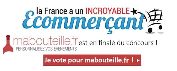 La France a un incroyable ecommerçant : votez pour Mabouteille