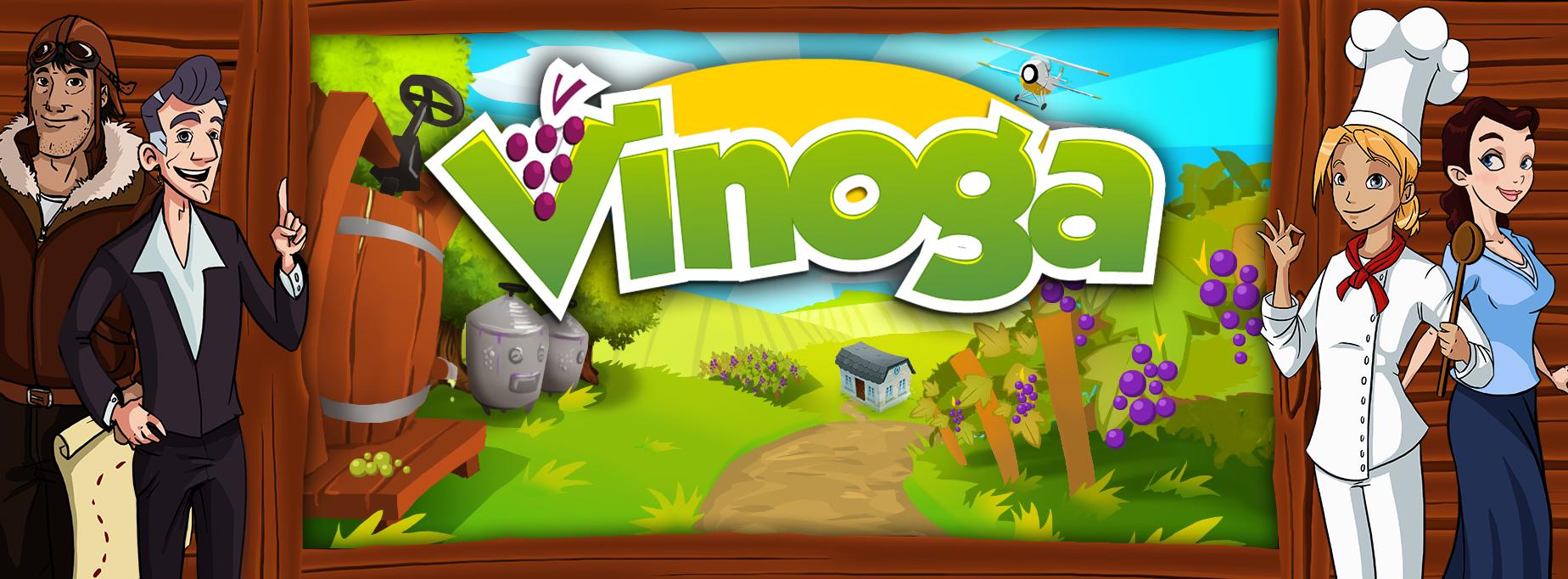 3 bonnes raisons de jouer à Vinoga avant d'offrir une bouteille de vin !