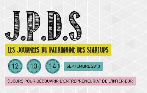 Les journées du Patrimoine des Startups 2013