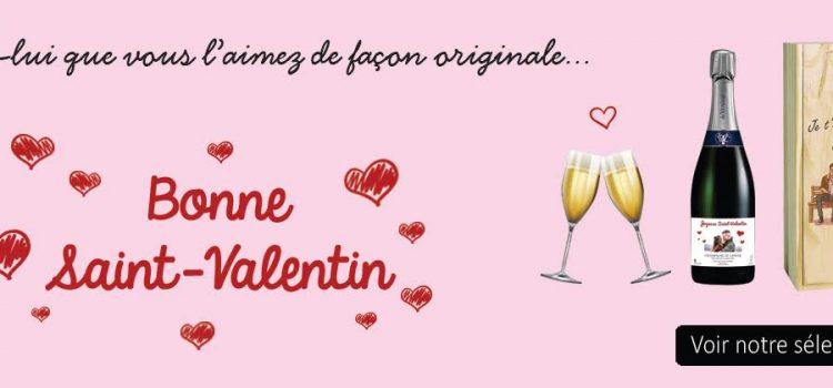 Idée cadeau pour la St Valentin 2018